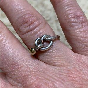 Tiffany & Co.  Love Knot Ring